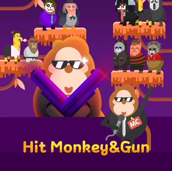 9.Hit-Monkey&Gun